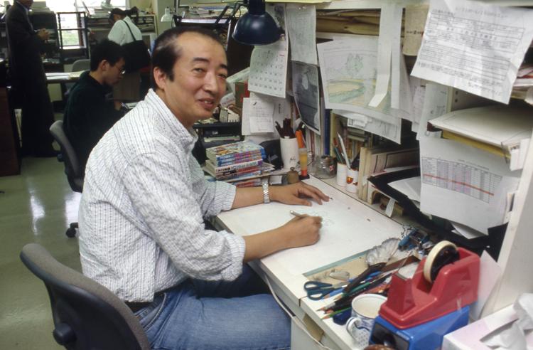 近藤喜文(こんどう よしふみ)