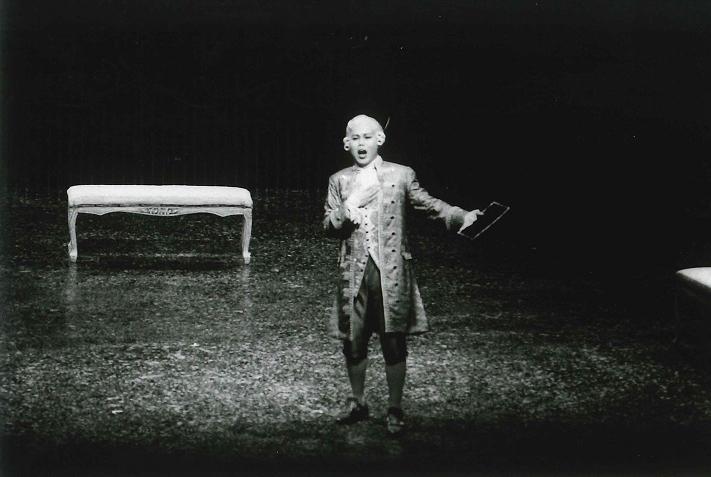 前々回の関西二期会「フィガロの結婚」(2004年)伯爵役でデビューした大谷圭介
