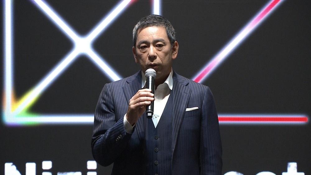 株式会社ソニー・ミュージックエンタテインメント代表取締役社長CEO 村松氏