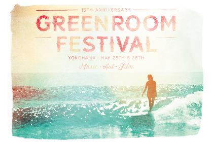 『GREENROOM FESTIVAL』2019年も開催決定