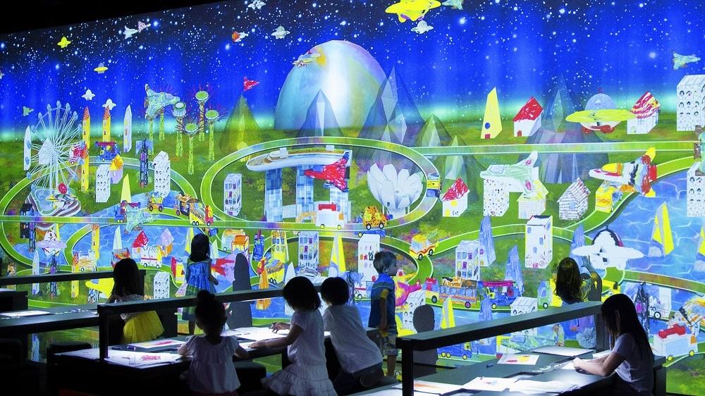 学ぶ!未来の遊園地