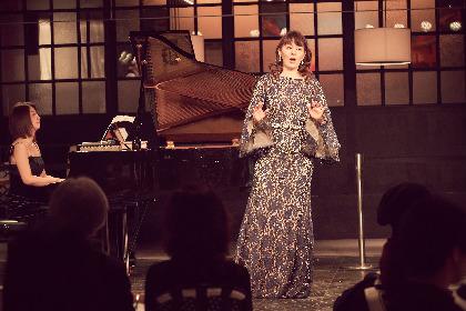 21世紀のプリマ・安藤赴美子が歌い演じる蝶々夫人