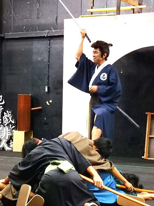 本作から大八役を務める客演のドヰタイジ(STAR☆JACKS)