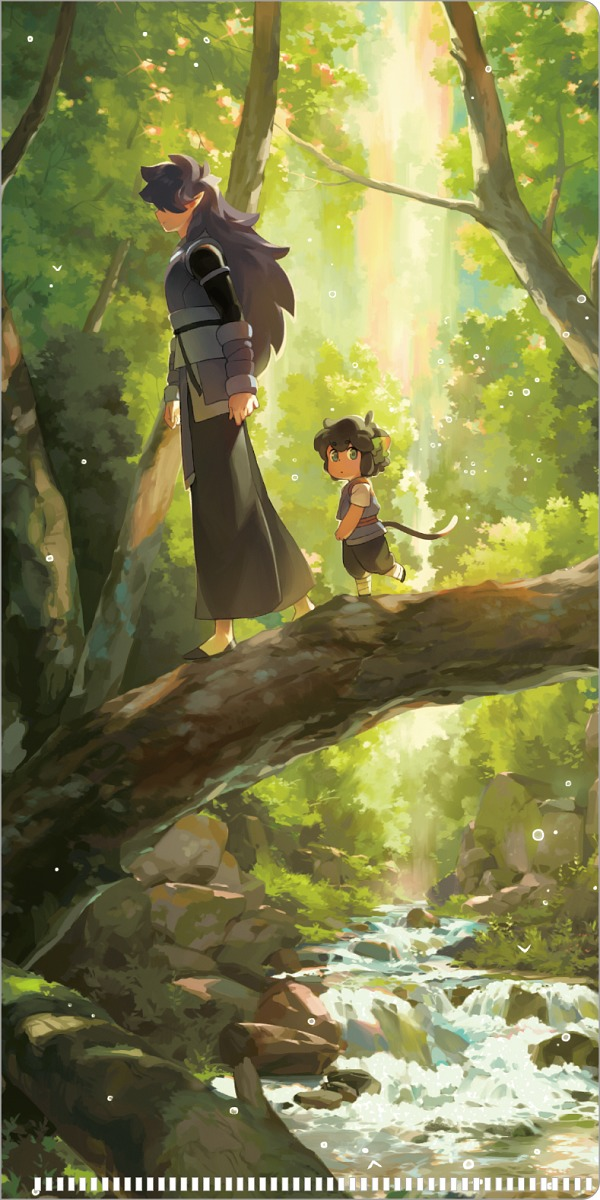 ウラ (C) Beijing HMCH Anime Co.,Ltd
