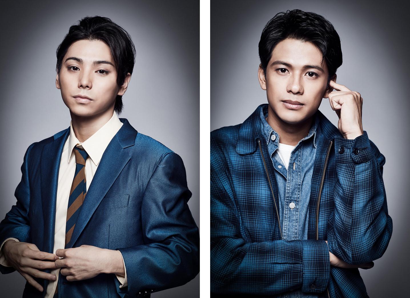 (左から)トニー役 村上虹郎、森崎ウィン(Wキャスト)