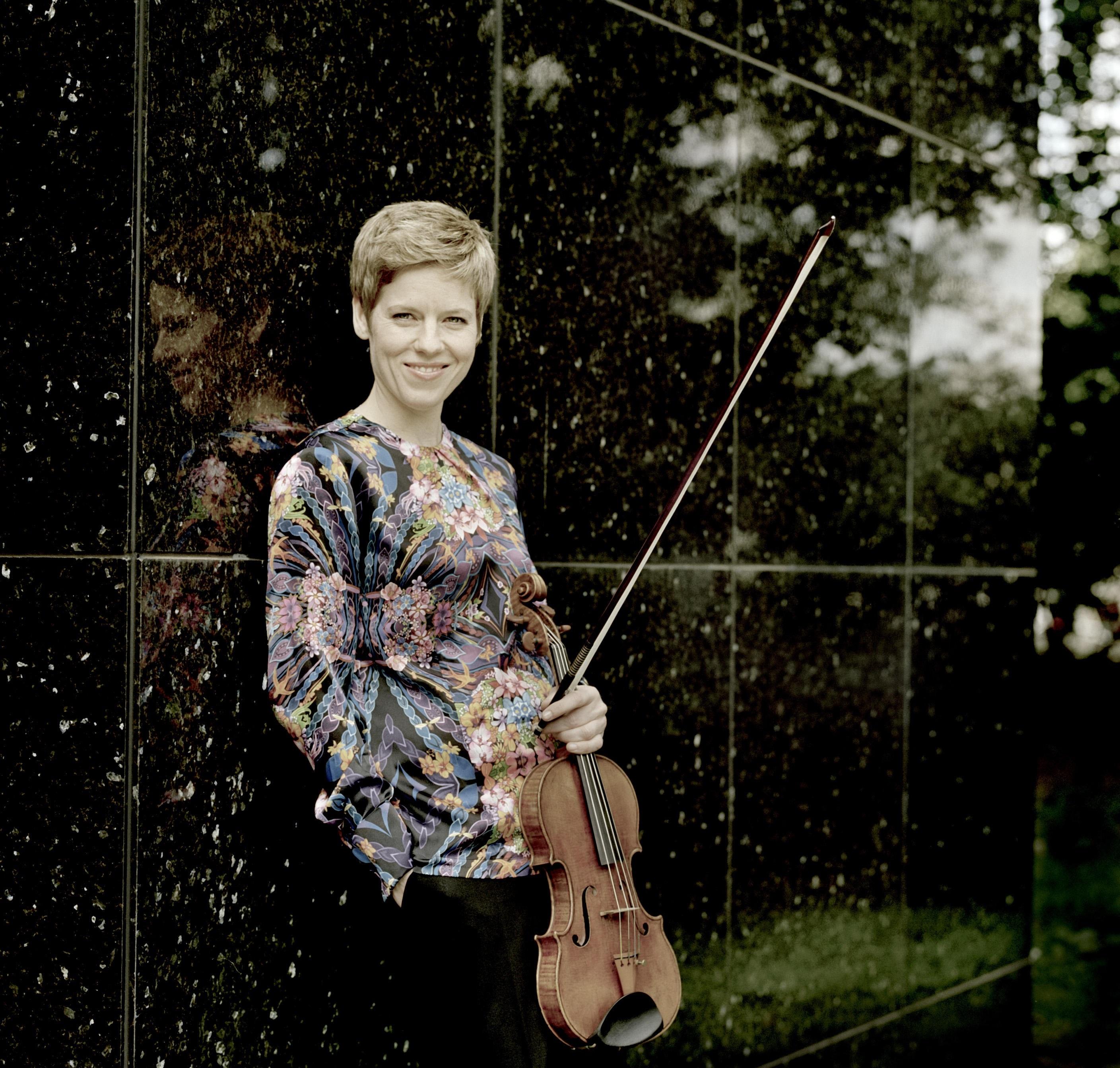 現代最高のヴァイオリニストの登場は東京交響楽団の70周年に華を添えるだろう