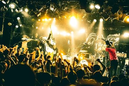 teto「全ての若者たちの音楽」大阪ライブレポート ーー抑えきれない衝動、観る者は、その一挙手一投足から目が離せない