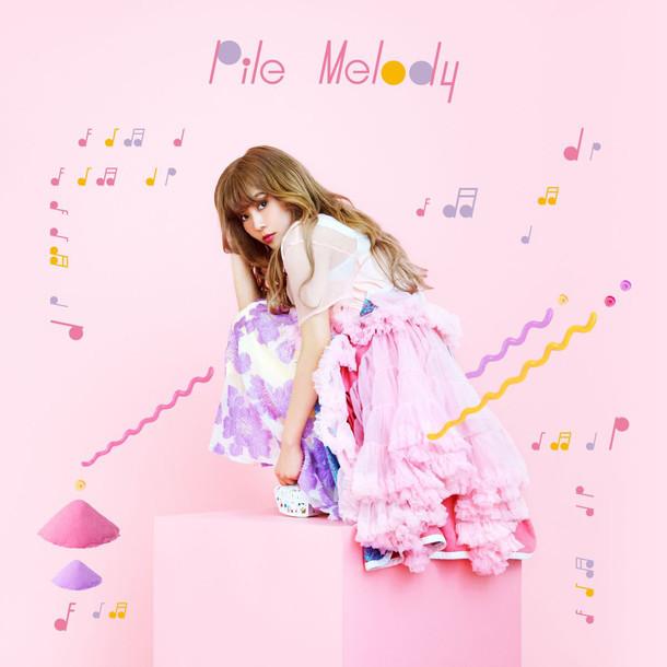 Pile「Melody」初回限定盤Aジャケット