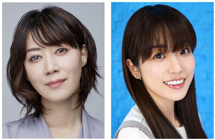 (左から)凰稀かなめ、富田麻帆