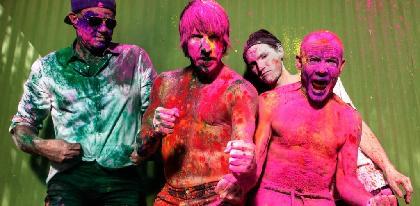 レッド・ホット・チリ・ペッパーズがドイツで行うプレミア・ライブを360°生配信