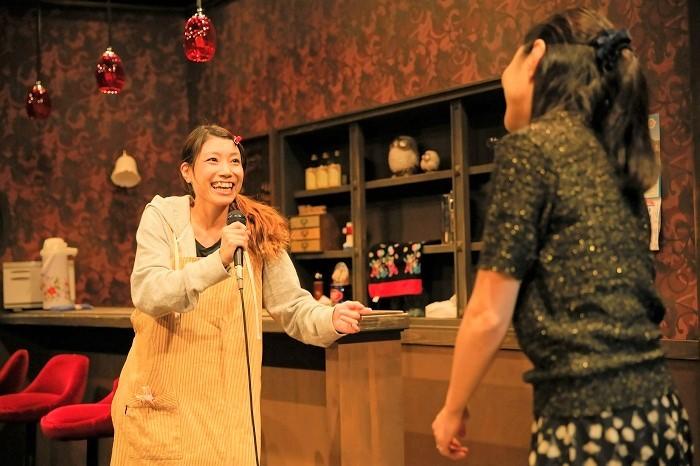 ばぶれるりぐる第三回公演『へちむくかぞく』。 ©︎horikawa takashi.
