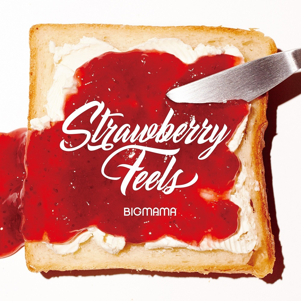 「Strawberry Feels」初回盤