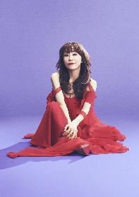杏子、約8年ぶりのソロフルアルバム『VIOLET』4月発売決定&東京・大阪でライブ開催も発表