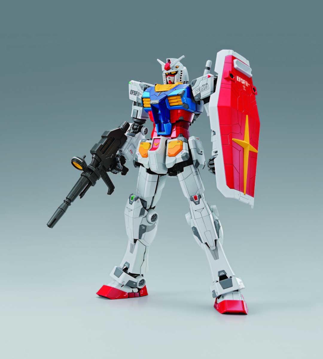 1/100 RX-78F00 ガンダム  (C)創通・サンライズ