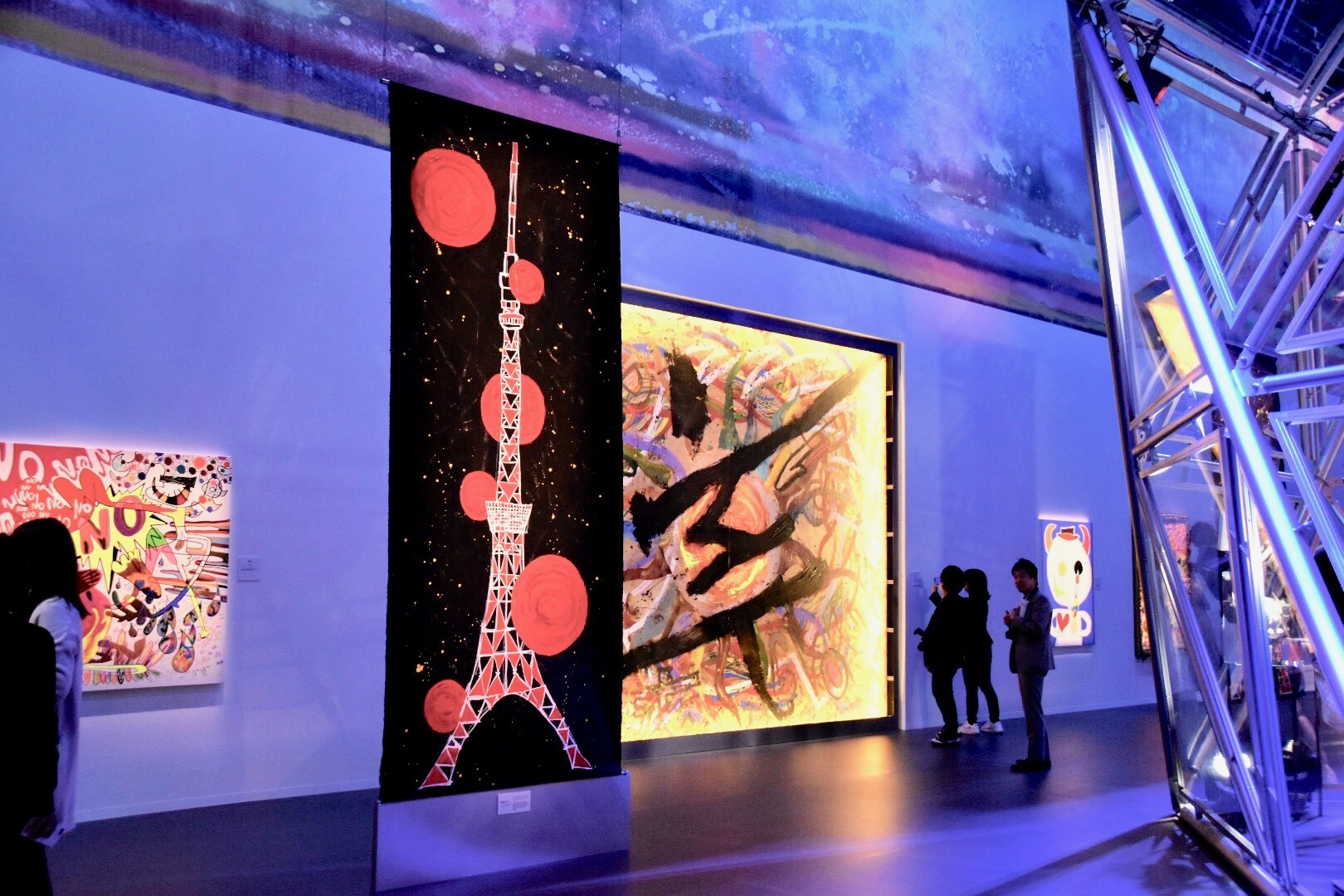Stage A 展示風景