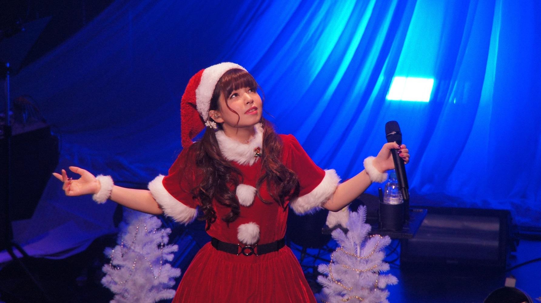 """春奈るな 『春奈るな LIVE 2016 """"Christmas Special""""』"""