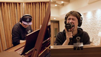 ONE OK ROCK、ボーカルとピアノのみのアレンジで魅せる「Renegades」の新バージョンをリリース レコーディング映像も公開