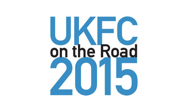 「UKFC on the Road 2015」ロゴ