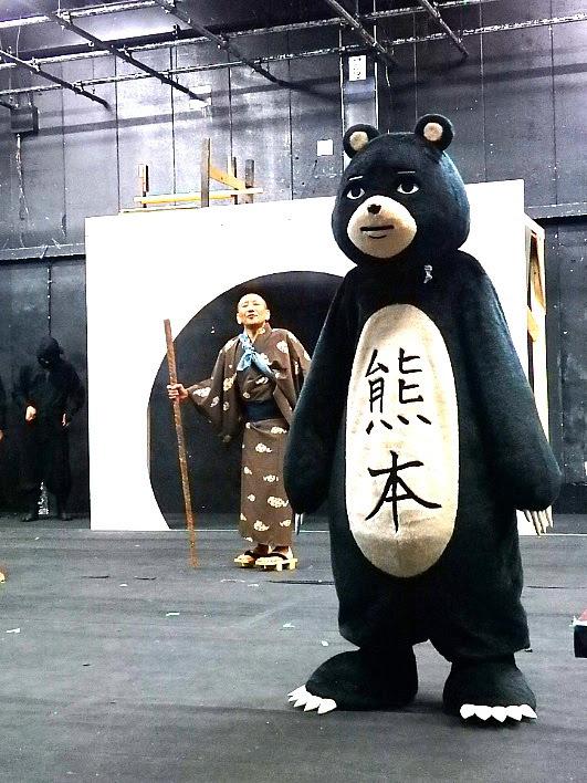 先生いわく「熊本さんは人間です」