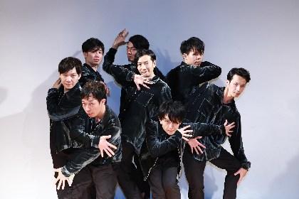日本が誇るダンスカンパニーDAZZLEの結成20周年記念公演テーマは『人魚』