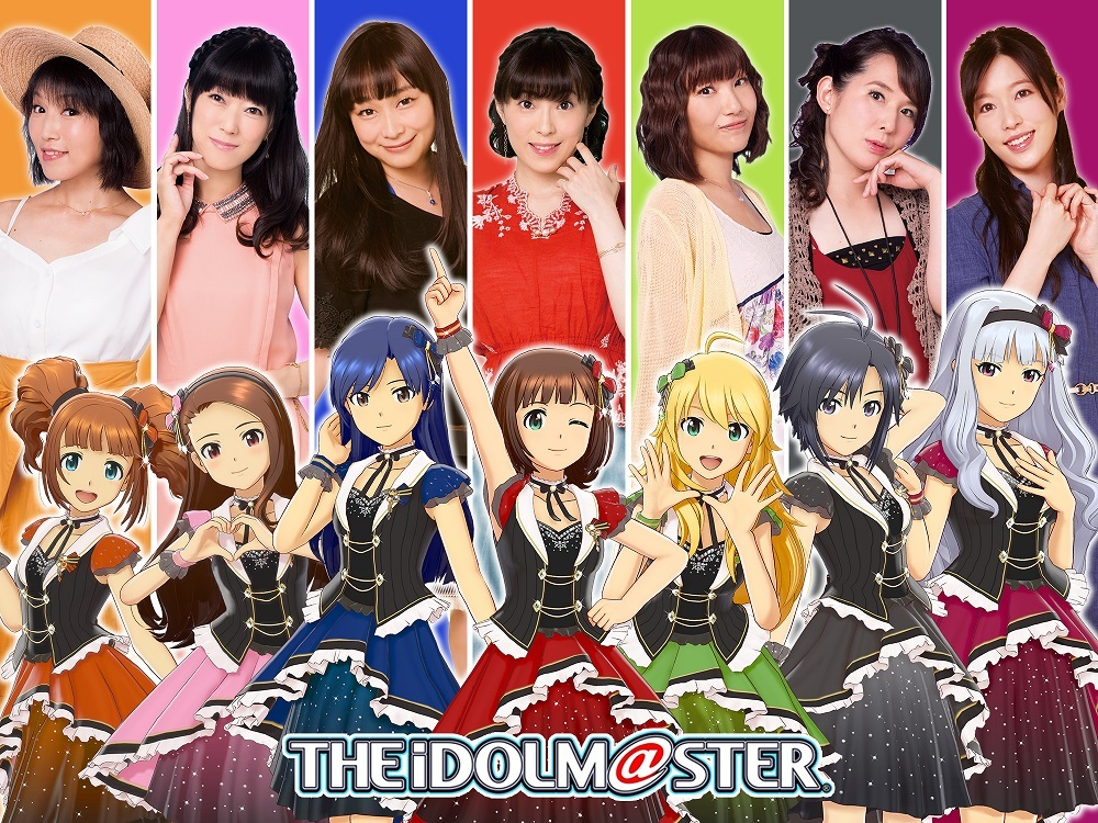 「THE IDOLM@STER 765プロオールスターズ」