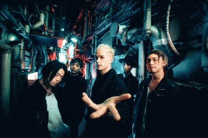coldrain 2年ぶりアルバム『THE SIDE EFFECTS』8/28リリース決定、初のバラードMV「JANUARY 1ST」公開