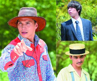 市原隼人から『HiGH&LOW』シオン役の永瀬匡まで!注目俳優が風変りなキャラに 映画『RANMARU 神の舌を持つ男』キャラクター写真公開