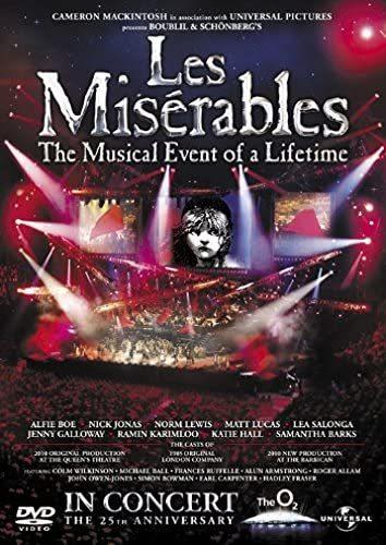 『レ・ミゼラブル』25周年コンサート