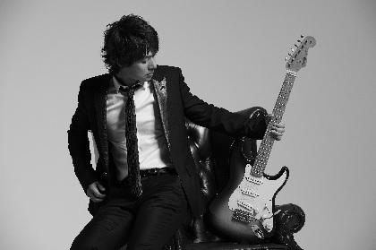 春畑道哉(TUBE) ソロアルバムリリース記念で初のギタークリニック開催