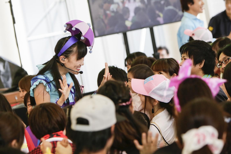 ももいろクローバーZ『子供祭り2017』 Photo by Aya Horiguchi