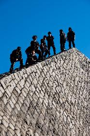 SANABAGUN.、約2年ぶりのオリジナルアルバム『OCTAVE』のジャケット写真と収録曲が明らかに