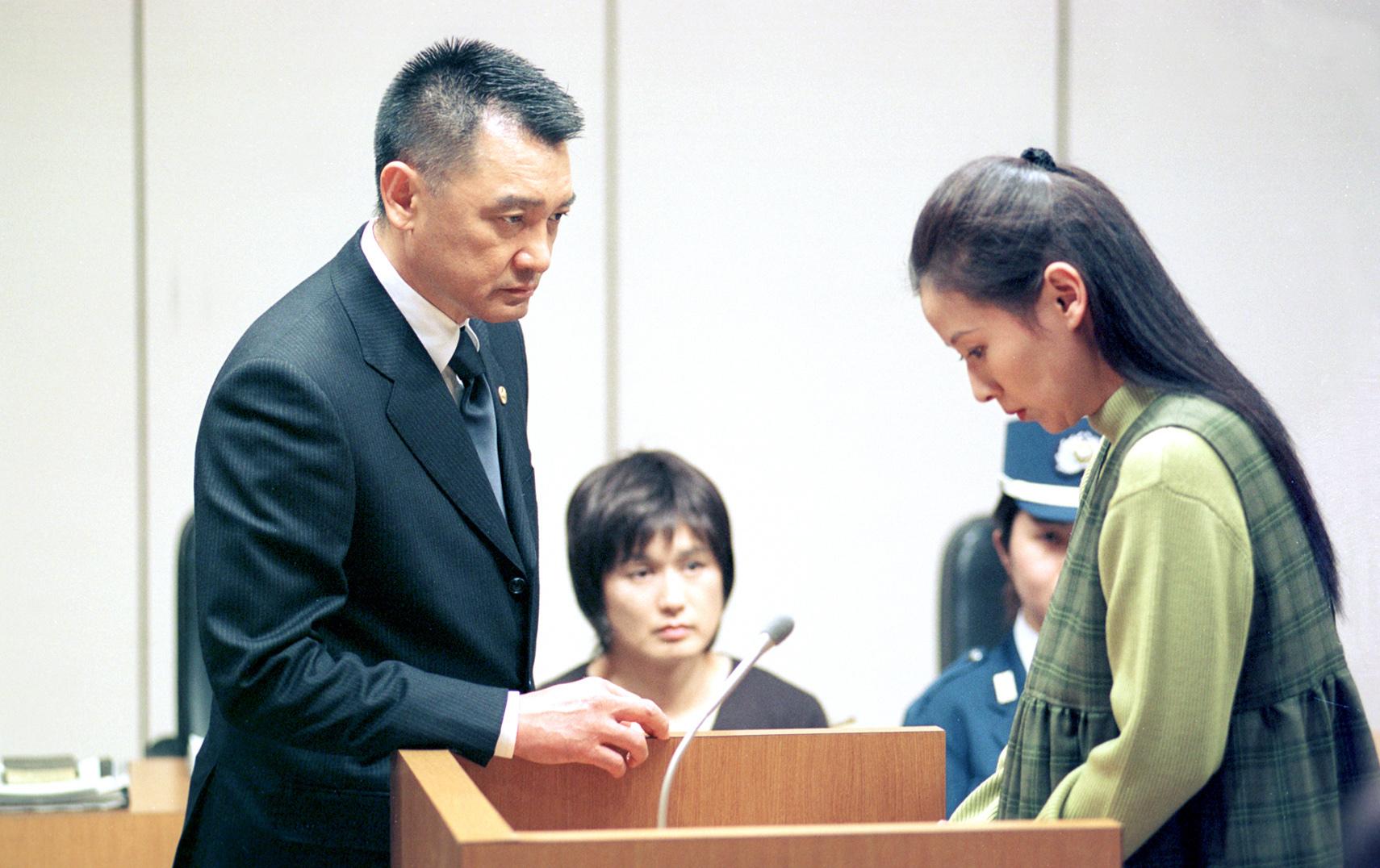 『坊さん弁護士・郷田夢栄2 被告席に立つ女』