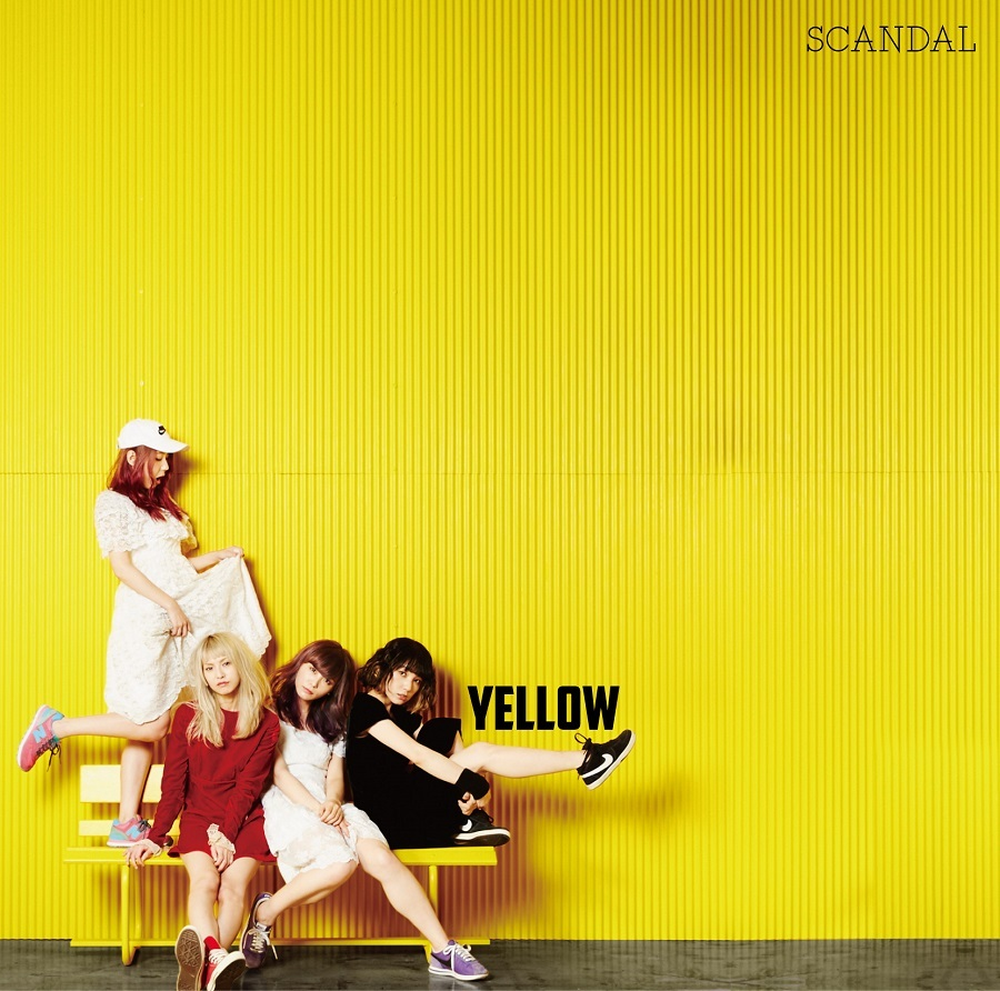 SCANDAL『YELLOW』通常版