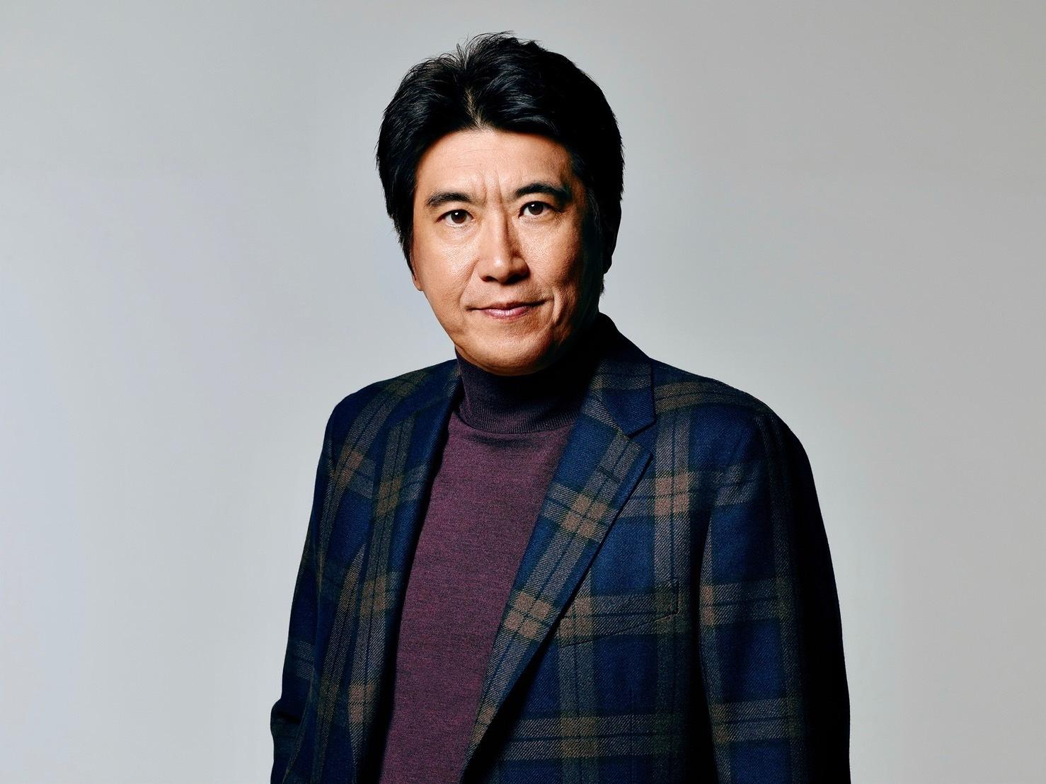 『みんなでオンライン観戦』の東北楽天ゴールデンイーグルス戦でナビゲーターを務める石橋貴明(とんねるず)