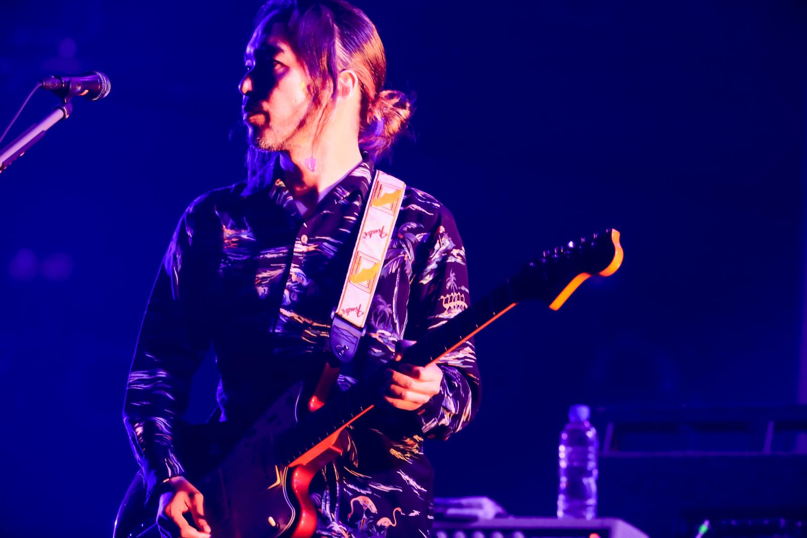 ストレイテナー・大山純 撮影=Photo by Viola Kam (V'z Twinkle)