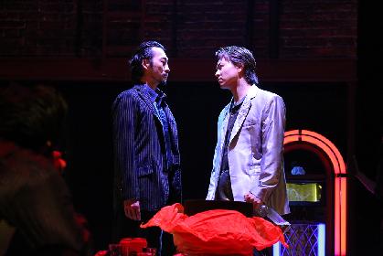 「初日前の気持ち」で大喜利に! EXILE・TAKAHIROは「ドキドキ&ムラムラ」~舞台「MOJO」公開稽古