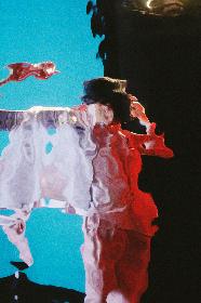 """米津玄師「Pale Blue」キャンペーンとしてCDショップに""""トケた""""写真を撮れるブースが登場"""