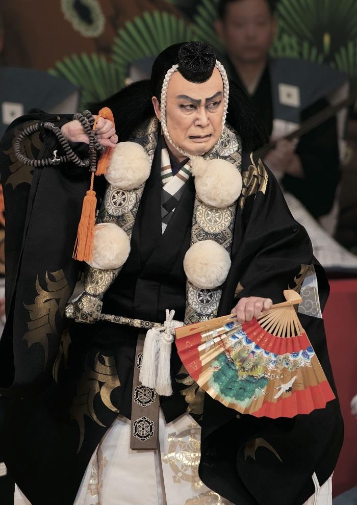 『勧進帳』武蔵坊弁慶=松本白鸚 /(C)松竹