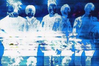 Crossfaith 新作PPECIES EP」を5月20日にリリース、ゲストボーカルにJin Doggが参加