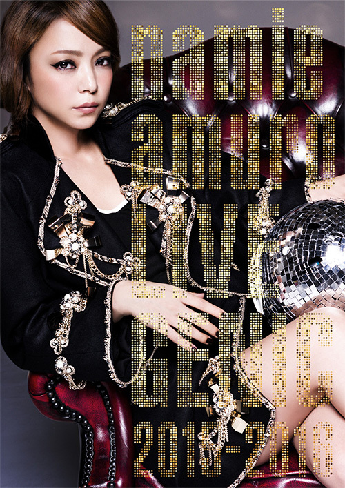 安室奈美恵 『namie amuro LIVEGENIC 2015-2016』