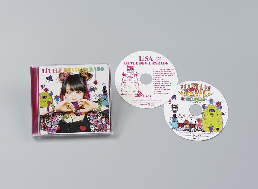 初回生産限定盤(CD+BD)