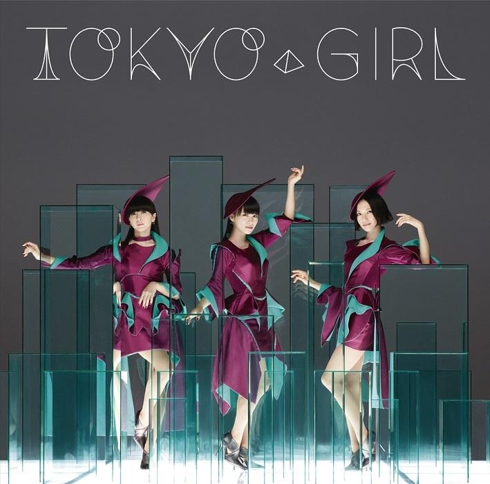 Perfume「TOKYO GIRL」通常盤