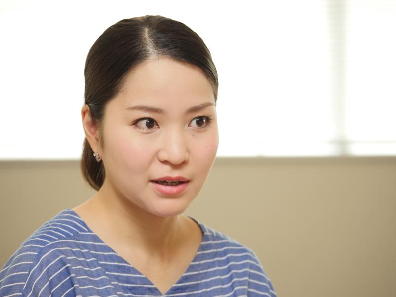 神尾真由子(撮影:大野要介)