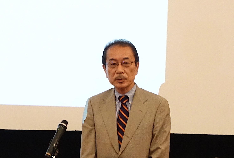 奈良国立博物館館長・松本伸之