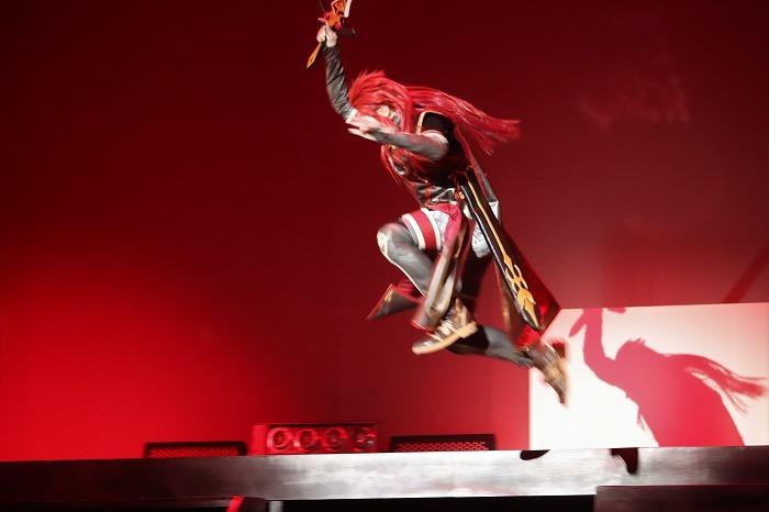 舞台『テイルズ オブ ザ ステージ -ローレライの力を継ぐ者-EMOTIONAL ACT』