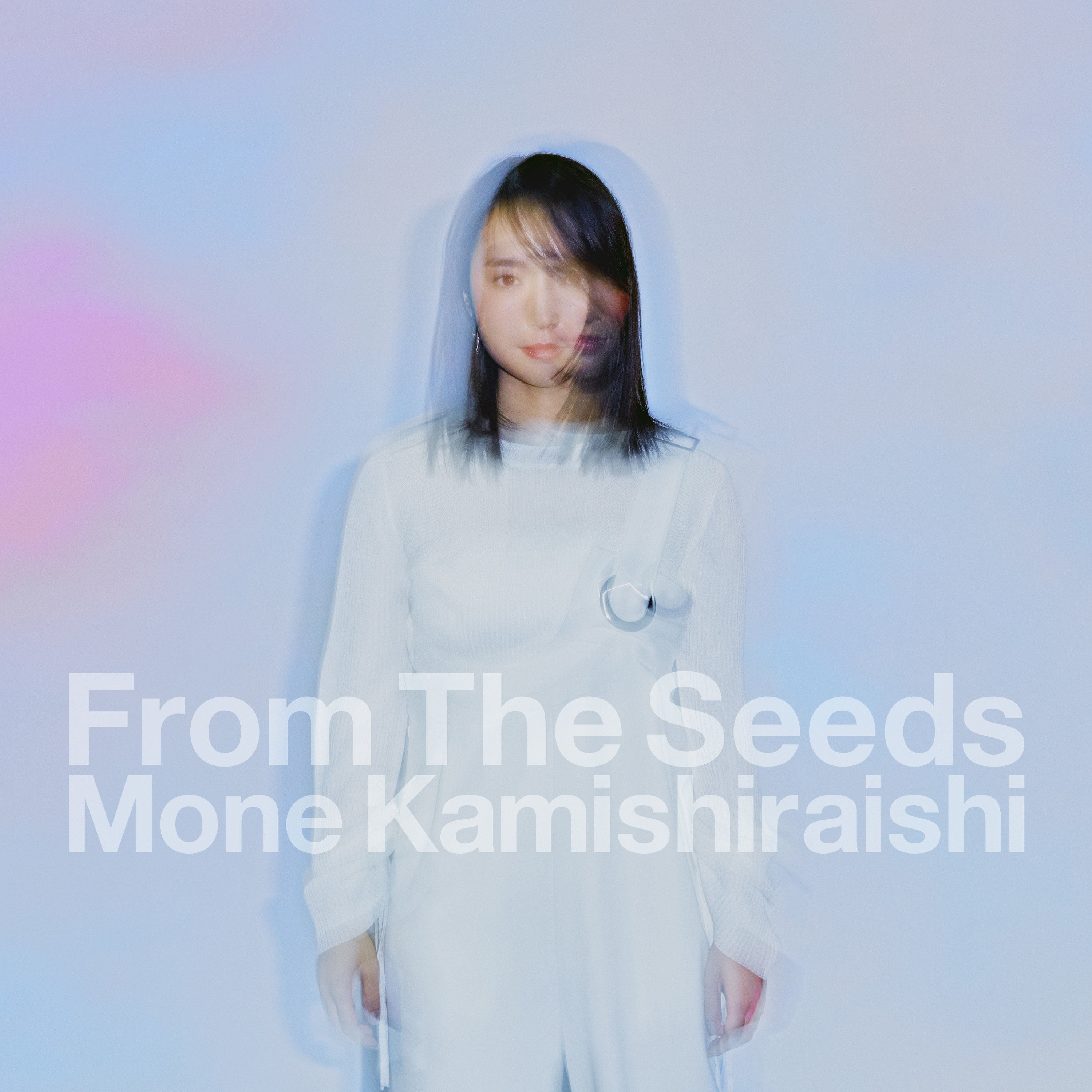 「From The Seeds」ジャケ写