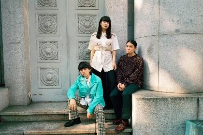 雨のパレード ニューアルバム『BORDERLESS』詳細発表、限定盤のボーナスディスクは新体制初ワンマンのライブ音源