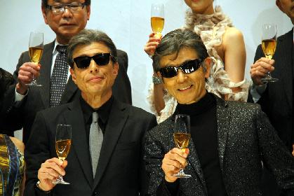 舘ひろしと柴田恭兵の名コンビ、ついにファイナル!映画「さらば あぶない刑事」初日舞台挨拶レポート