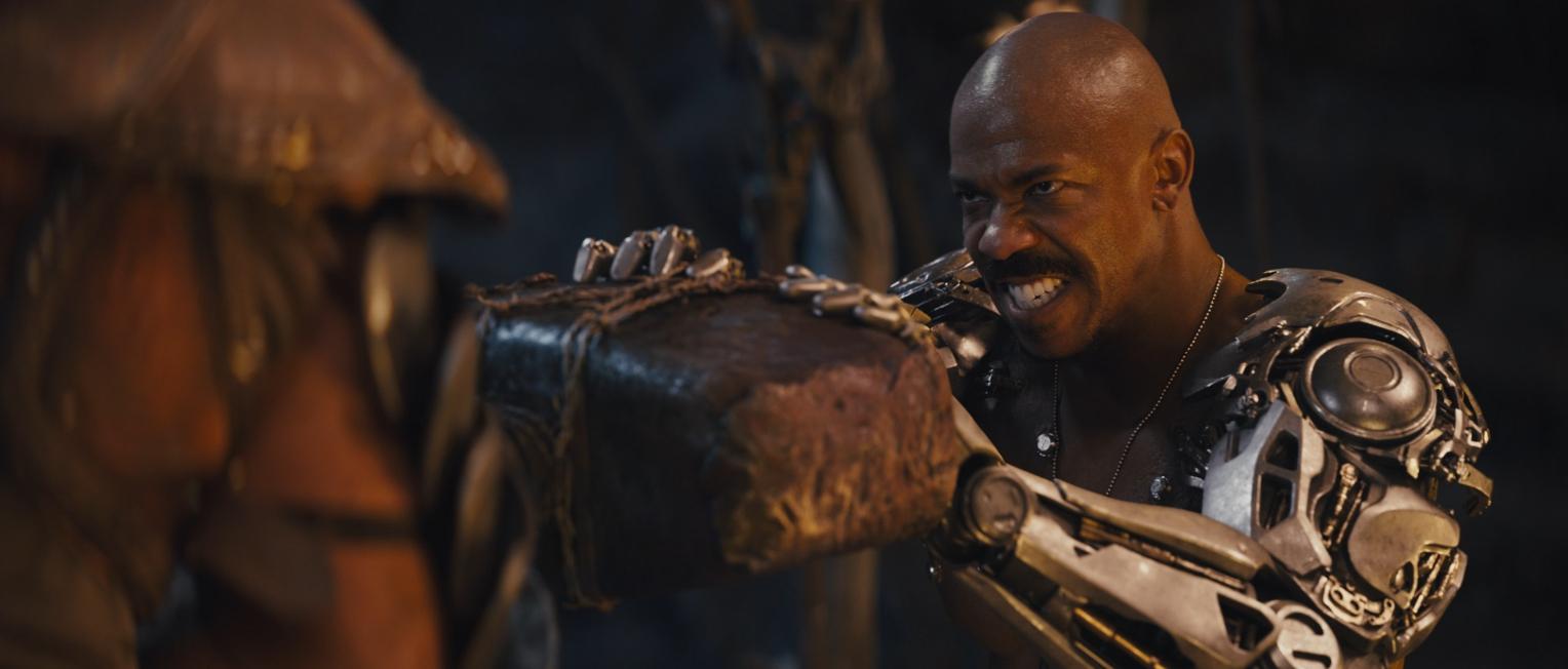 ジャックス(メッカド・ブルックス) (C)2021 Warner Bros. Entertainment Inc. All Rights Reserved IMAX(R)is a registered trademark of IMAX Corporation.
