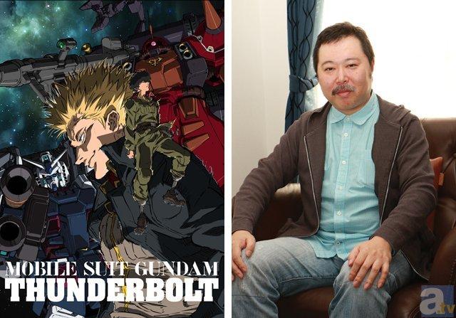 太田垣康男:コミカライズではない、漫画として面白い「ガンダム」を